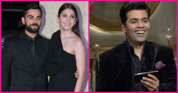 Will Virat And Anushka Make Their Couple Debut On Koffee With Karan?