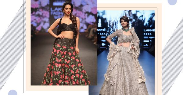 Here's Proof That Boob Tubes Are Back In Fashion As The 'IT' Choli Style!