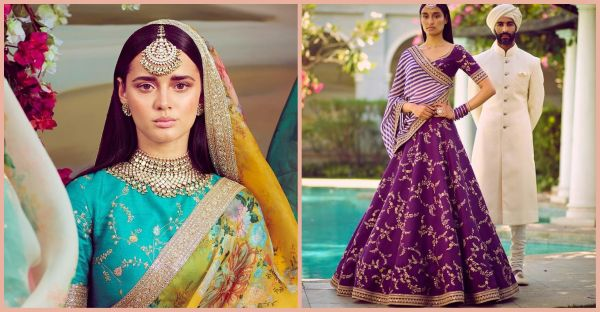 Anushka's Mehendi Wala Lehenga & Other Reasons To Love Sabyasachi's New Collection