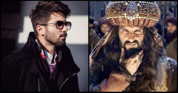 Why Isn't Shahid Kapoor Attending Padmaavat's Success Party?
