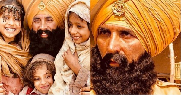 Akshay Kumar Gives Us An *Inside* Look At The Sets Of Kesari