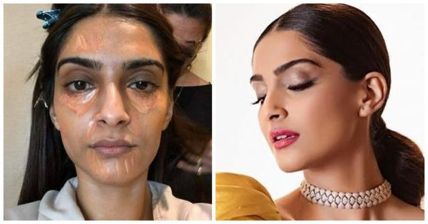 Sonam Kapoor Reveals That It Takes An Army Of People To Help Her Look Flawless