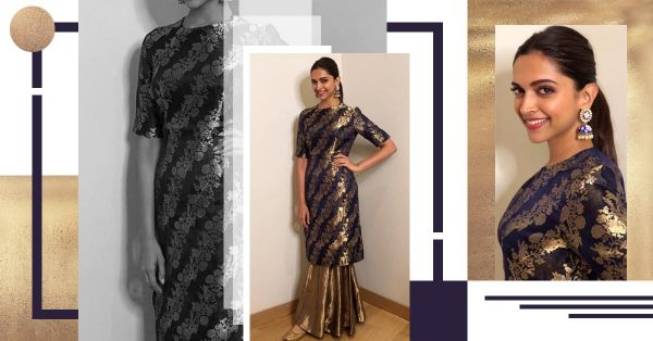 Alerting All Dilliwali Girlfriends: Get Deepika Padukone's Desi Look In Under Rs 2,999!