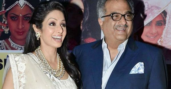 Boney Kapoor Finally Speaks Out On Losing The Love Of His Life, Sridevi
