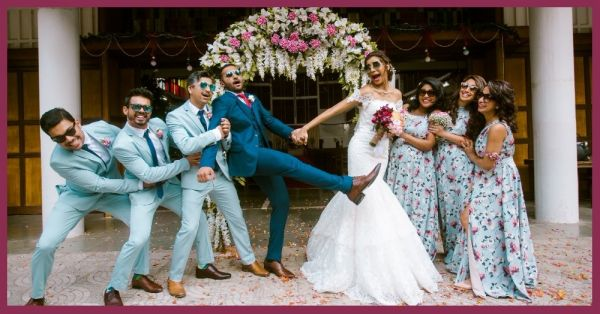Roadies Host VJ Gaelyn Had A Gorgeous Wedding In Mumbai And We Have All The Pictures!