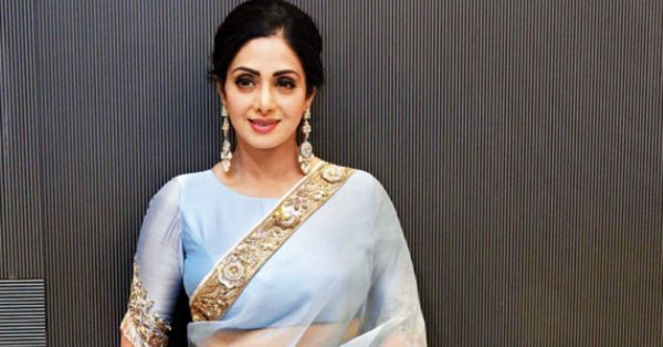 The Life And Times Of Sridevi, India's First Female Superstar