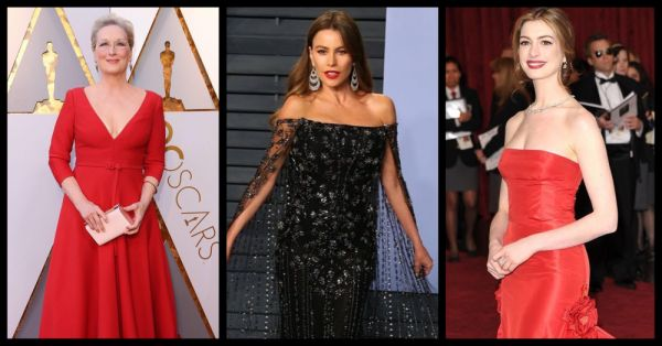 All The Jaw-Dropping, Carpet Sweeping Looks From Oscars 2018!