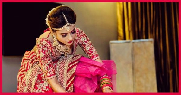 Dear Bride-To-Be, Here's *Everything* You Should Do Before You Put On Your Lehenga!