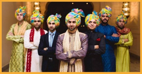 8 Types Of 'Dulhe Ke Bhai' You Will Meet At Every Desi Shaadi!