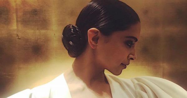 The Chemistry Between Deepika Padukone & Her Signature Bun Is Unmissable!