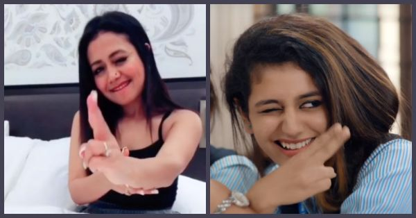 Neha Kakkar Just Pulled A Priya Varrier In This Video And It Is Already Viral!