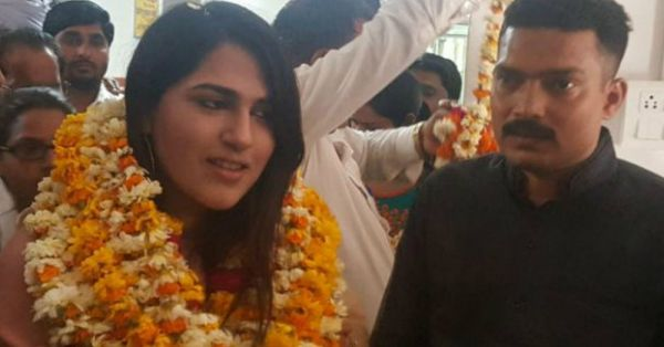 This Haryana Village Just Elected Its Youngest And First Female Sarpanch & We're All For It!