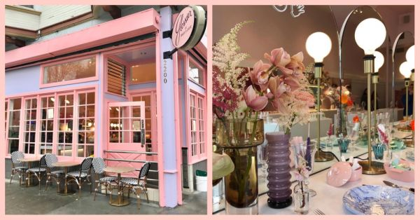 You Would Love To Visit This Cafe If You Are A Beauty Buff!