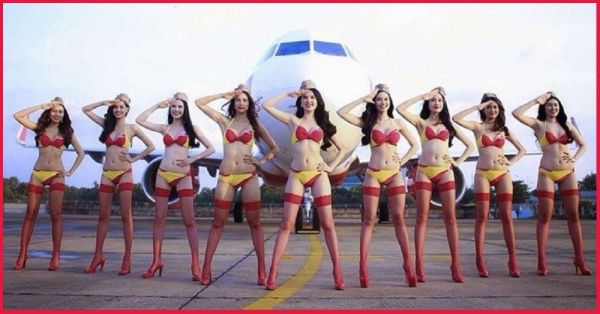 Delhi Is About To Get Its Own 'Bikini Airlines' Starting July!
