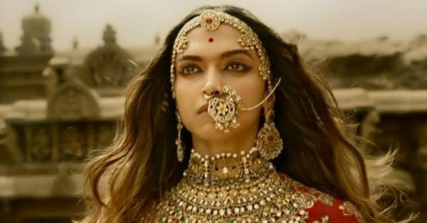 Deepika Padukone Wants To Save Something From The 'Padmaavat' Sets, Can You Guess What?