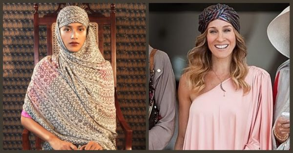 Hijab Sarees & Sikh Turbans: Fashion Is Finally Embracing Religious Minorities!