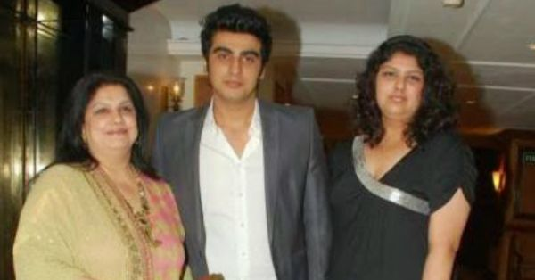 Arjun Kapoor's Stirring Post On Instagram For His Mother's Death Anniversary Has Us Moved!