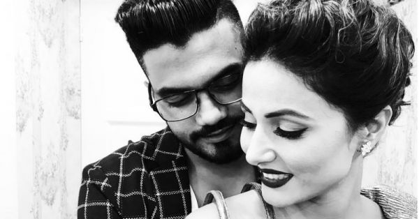 Hina Khan And Rocky Jaiswal's Dubai Vacay Pics Are Making Us Go Green With Envy!
