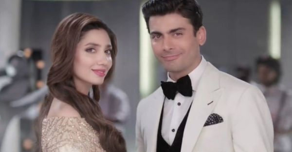 Fawad Khan & Mahira Khan's Reunion Selfie Has Got Fans Excited & Hoping For More!