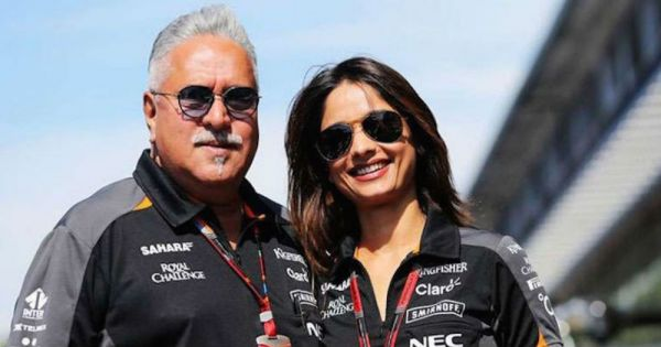 Third Time's A Charm? At 62, Vijay Mallya To Marry Girlfriend Pinky Lalwani