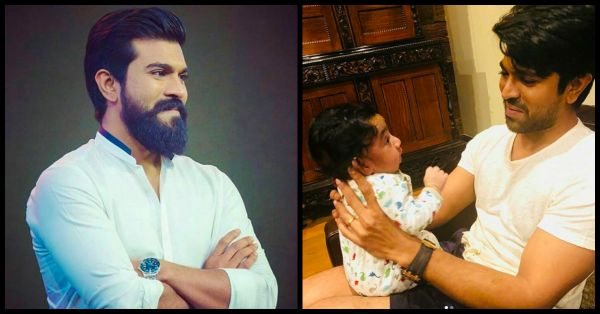 5 Times South Indian Actor, Ram Charan Made Us Fall In Love With Him