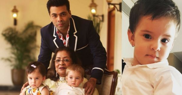 Karan Johar Is Having A Mini Meltdown Because His Daughter Did The Cutest Thing Ever!