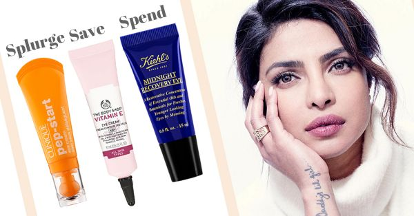 Save, Spend, Splurge: Stay Bright Eyed With These Under Eye Creams