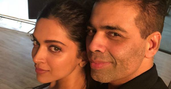 Karan Johar And Deepika Padukone Are Coming Together For THIS New Project