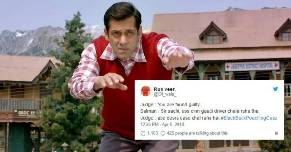 Salman Khan Goes To Jail, Twitter Says 'Chal Mere Bhai'