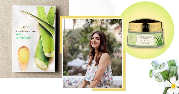 10 Aloe Vera Enriched Products To Give Your Skin A Boost Of Hydration This Sultry Season!
