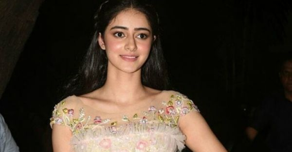 Ananya Pandey Leaves Mumbai To Start Shooting For Student Of The Year 2