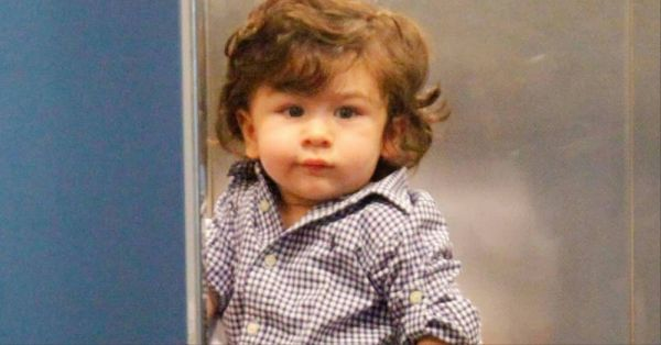 Taimur Ali Khan Just Started Walking On His Own And The Images Are *Adorable*