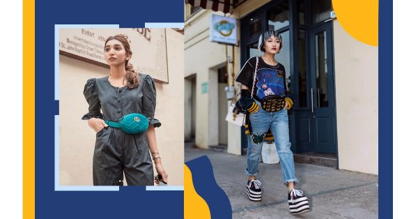 #MyStory: How I Saved Big Money To Buy This Blogger-Approved Fanny Pack!