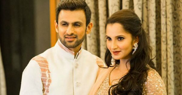 Sania Mirza Just Revealed That She & Shoaib Want Their Child's Surname To Be 'Mirza Malik'