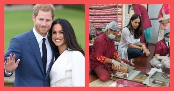 Prince Harry & Meghan Markle Request Guests To Donate Wedding Gifts To A Mumbai Charity