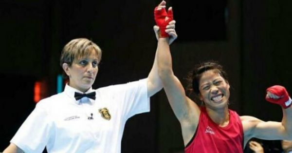 #GirlPower: Mary Kom Assures A Silver & Shreyasi Singh Wins Another Gold For India At CWG 2018!