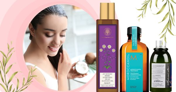 #ChampiTime: You Will NOT Hate Applying These 9 Oils To Your Hair