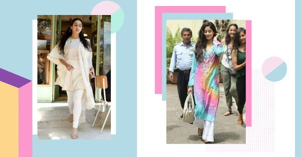 Janhvi Kapoor And Sara Ali Khan Are Making Kurta Sets Cool Again & How!