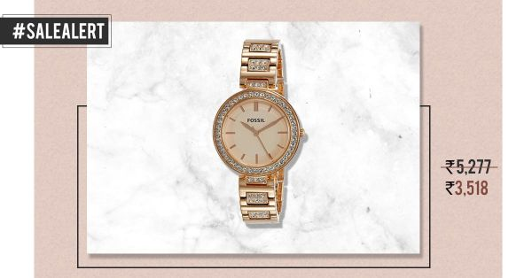 The Time Is Ticking, Shop This Luxurious Watch While It's Still On Sale!
