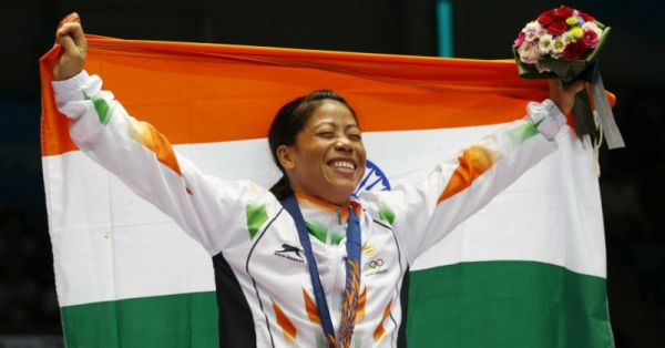 Not Just Mary Kom's, It's India's First Gold In CWG Women Boxing History!