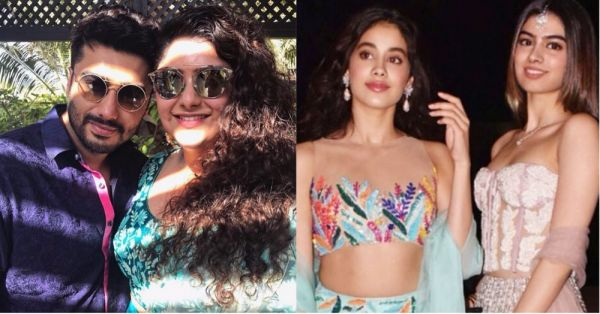 Is Big Brother Arjun Kapoor Taking His Sisters Anshula, Janhvi & Khushi On A Vacation?