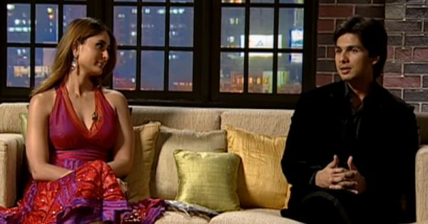 #Throwback: Remember When Kareena-Shahid Won The Compatibility Test On Koffee With Karan?