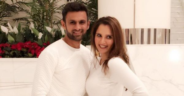 Sania Mirza And Shoaib Malik Just Announced Their First Baby In The Cutest Way Ever!