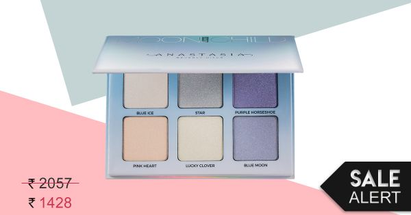 Double Duty: Get Anastasia Beverly Hills Aurora Glow Palette At Half Off!