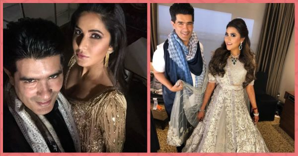 Katrina Kaif & Karan Johar's Performance At This Delhi Wedding Last Night Was To Die For!