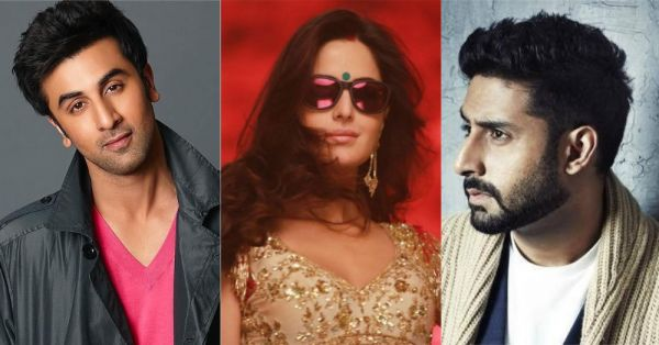 Ranbir Kapoor & Abhishek Bachchan Danced To Katrina's 'Kala Chashma' But There's A Twist!
