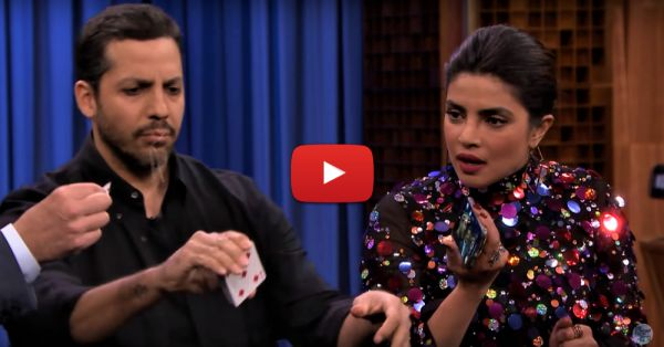 Priyanka Chopra Was Totally Freaked Out On This Show & You'd Be Too!