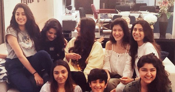 Family Love: Khushi Kapoor's Wallpaper With Sridevi & Anshula's PDA For Her Stepsisters