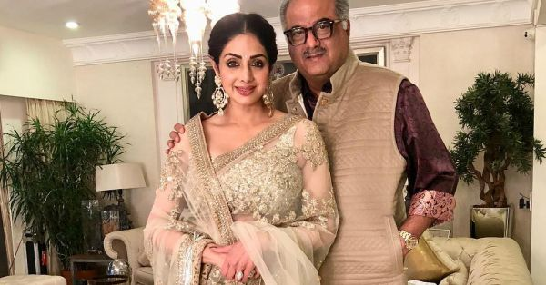 We Will See Sridevi On Screen Once Again, All Thanks To Husband Boney Kapoor!