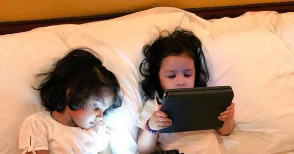 Dhoni, Raina And Harbhajan's Daughters Are The Cutest BFFs In Town!
